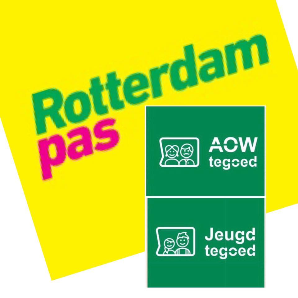 Wij accepteren uw Rotterdampas!